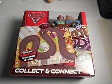 CARS 2 MATTEL COLLECT & CONNECT PUZZLE MATTER 2010 CAR & PUZZLE FAST SHIPPING