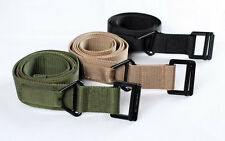 Military Gun Belt BlackHawk CQB Rescue Riggers Tactical Airsoft Rappelling Belt