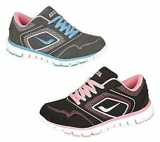 Womens Running Trainers Sport Gym Ladies Jogging Boots Casual Walking Shoes Size