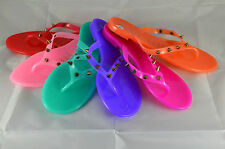 Classy Ladies Summer Boots Flip Flops Sandals Beach Shoes Size 36-41 Strand A.