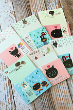 Sweet Love & Happiness Mini Letter Set cute animals LOVE LETTER stationery paper