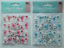 U Choose! ~BABY GIRL or BOY ICON REPEATS~ Jolee's Boutique Dimensional Stickers