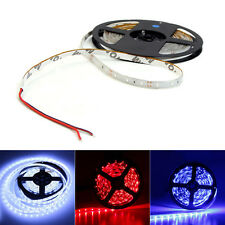 3528 5050 5630 Waterproof 5M 300 LED SMD Flexible Strip Light DC 12V Lot