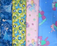 CHARACTER #7 Fabrics, Sold Individually, Not As a Group, By The Half Yard