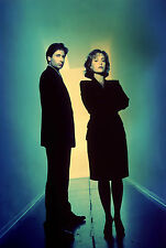 The X Files Poster | A3 to A1+ | UFO Alien DVD Box Set Mulder Scully Duchovny