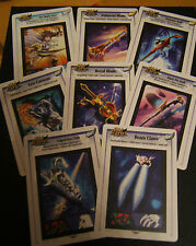 KID ICARUS UPRISING AR CARDS  DIAMOND, GOLD & SILVER WING CARDS  choose your own