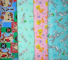 LOONEY TUNES  #1  Fabrics, Sold Individually, Not As a Group, By The Half Yard
