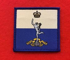 Royal Signals TRF ID / UBACS Ospey Patch RS TRF Comabat Flash RS Tactical Badge