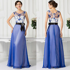 Vintage Formal Mother Of The Bride Applique Wedding Guest Evening Banquet Dress