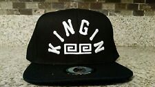 NEW Last Kings LK TYGA cap BLACK Hat New G Snapback 100% Authentic