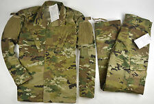 NEW SCORPION W2 W-2 MULTICAM ARMY COMBAT UNIFORM OCP OPERATIONAL DIFFERENT SIZES