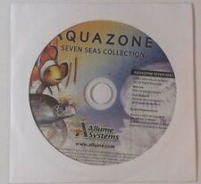 Aquazone Virtual Aquarium Seven Seas Collection PC Game Windows 8 7 Vista XP