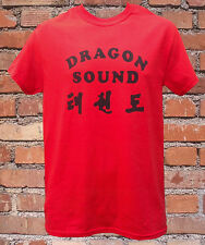 Miami Connection inspired Dragon Sound T-Shirt