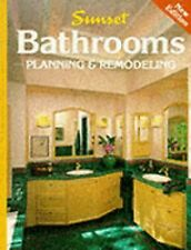 Sunset Books: Bathrooms - Planning and Remodeling - Do It Yourself (Paperback)