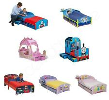 CHARACTER JUNIOR TODDLER BED & MATTRESS NEW ALL DESIGNS