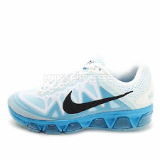 WMNS Nike Air Max Tailwind 7 [683635-105] Running White/Black-Blue Lagoon
