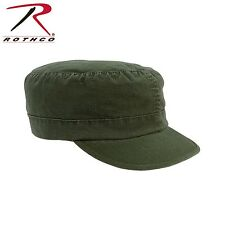 1155 Rothco Women's Adjustable Vintage Fatigue Caps - Olive Drab