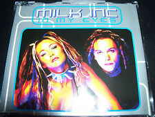 Milk Inc In my Eyes Rare Australian Original Remixes CD