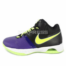 Nike Air Visi Pro V [653656-500] Basketball Court Purple/Volt-Black
