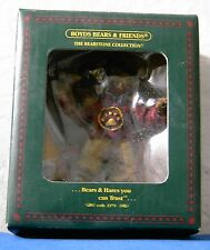 Boyds Bears & Friends The Bearstone Collection T.D. Bearsley 257003 Football
