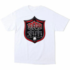 Metal Mulisha men's T-Shirt - DEEGAN REPPIN - white