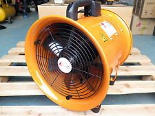 300mm Industrial fume extractor ventilator fan for spray paint workshop dynotune