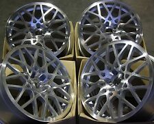 "18 ""s RT-1 alloy wheels fits 5x100 AUDI VW SEAT SKODA CRYSLER Toyota Volkswagen"