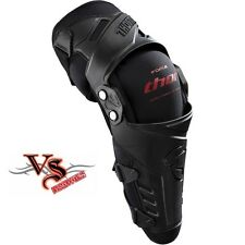 Thor Force Knee Guards Protection S8 Black
