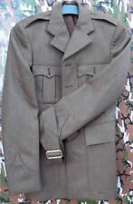 "NEW BRITISH ARMY NO2 SERVICE DRESS UNIFORM FAD LATEST ISSUE JACKET 31.5 "" CHEST"