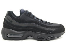 [609048-092] NIKE AIR MAX 95 MENS SHOES BLACK ANTHRACITE