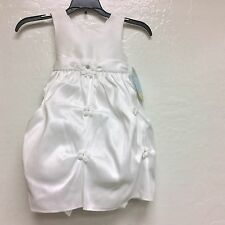 American Princess Toddler Girls special occasion dress, A20537, White