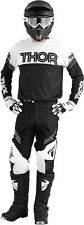 THOR Phase Kit Hyperion BLACK WHITE 2016 Motocross Enduro Pant & Jersey