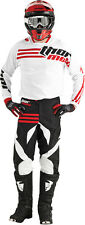 THOR Phase Kit STRAND WHITE RED 2016 Motocross Enduro Pant & Jersey