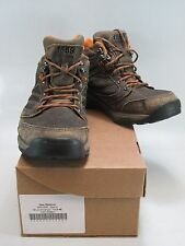NEW BALANCE Mens 1569 (MW512BO) Brown Leather Gore Tex Hiking Shoe US 11.5 4E