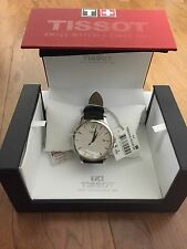 Tissot Classic Tradition Silver Dial Brown Leather Watch T063.610.16.037.00(#122