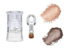 NYC SPARKLE EYE DUST SHIMMERING LOOSE POWDER EYE SHADOW * CHOOSE YOUR COLOUR *