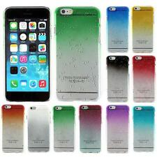 Thin 3D Waterdrop Raindrop Hard Back Case Cover Skin for Apple iPhone 6g 4.7''