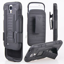 Rugged Future Kickstand Armor Cases Belt Clip Holster For iPhone Samsung HTC LG