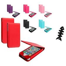 For Apple iPhone 4 4S Wallet Pouch Flip Magnetic Case Cover  Cable Wrap