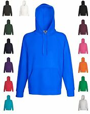 Mens Hoodie Lightweight Pullover Hooded Sweatshirt Casual Top Sports Wear Hoody