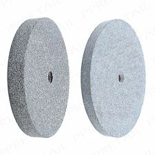 "Heavy Duty 6"" Grinding Wheel +FINE & COARSE+ Bench Grinder Replacement Abrasive"