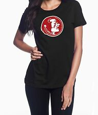 Florida State Red Glitter High Quality Graphic T-Shirt Multiple Variations