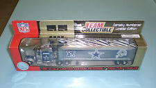 2004 DALLAS COWBOYS TRACTOR TRAILER DIECAST 1:80