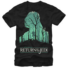 Star Wars Return of the Jedi Darth Vader Mens Graphic T Shirt