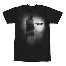 The Strain Professor and the Sword Mens Graphic T Shirt