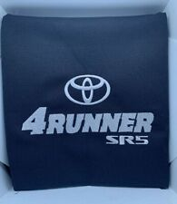 Toyota 4 Runner 2003-2009 Custom Seat Covers Full Set (Front and Back Seats)