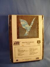The Rascals SEE ~ Atlantic 8246 - 1969 FACTORY SEALED NM 8 TRACK  w/ ARTBOX