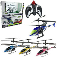 2 3 CHANNEL MINI INDOOR REMOTE CONTROL INFRARED HELICOPTER TRI-BAND RC KIDS TOY