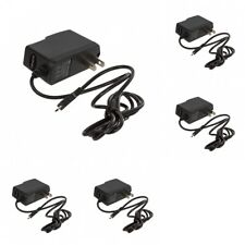 5X Micro USB Wall Home Travel Charger Accessory Black 1 Amp for Phones