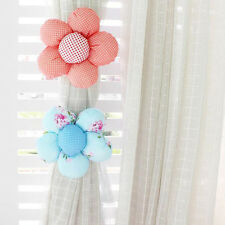 New Flower Baby Kid Nursery Curtain Tieback Decor Holder Buckle Curtain Hook